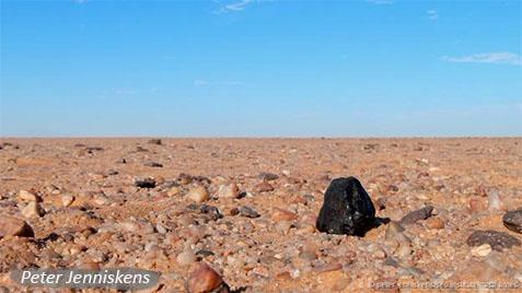 Almahata Sitta o meteorito